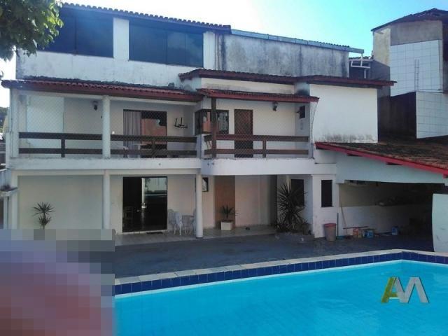 Casa à venda com 4 dormitórios em Itapuã, Salvador cod:AM 346