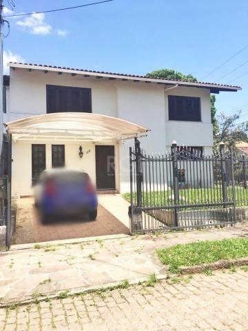 Casa à venda com 4 dormitórios em Espírito santo, Porto alegre cod:SC12147