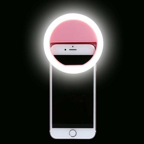 Luz para selfie