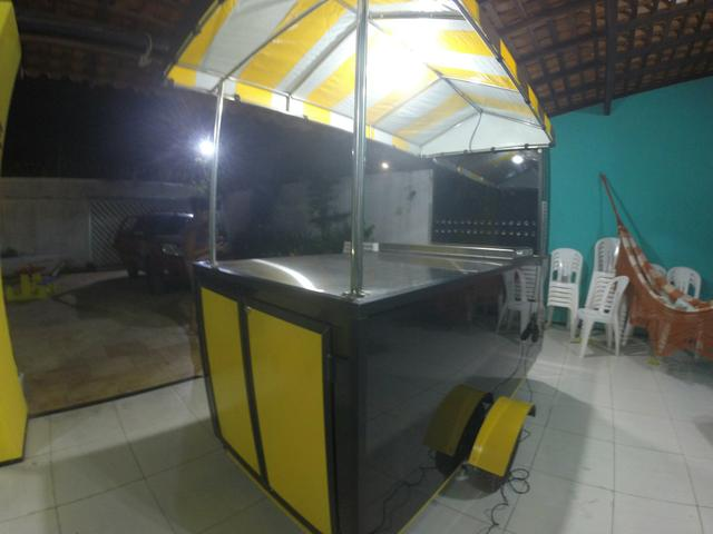 Food Cart Trailler