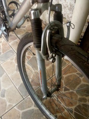 Bicicleta alumínio - Foto 5