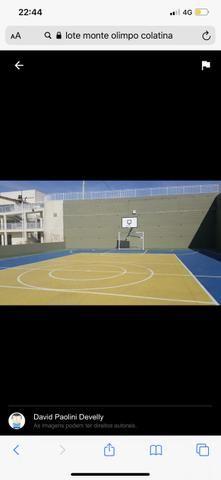 Lote com 360 m2,localizado no condomínio monte Olimpo - Foto 4