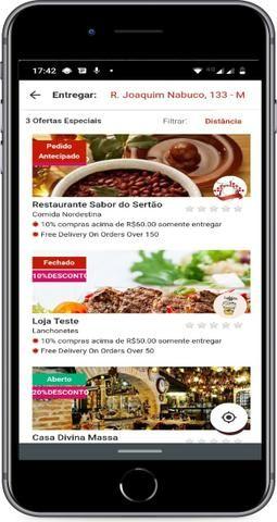 Vendo franquia Too Food + e-commerce de Fortaleza ótima oportunidade - Foto 3