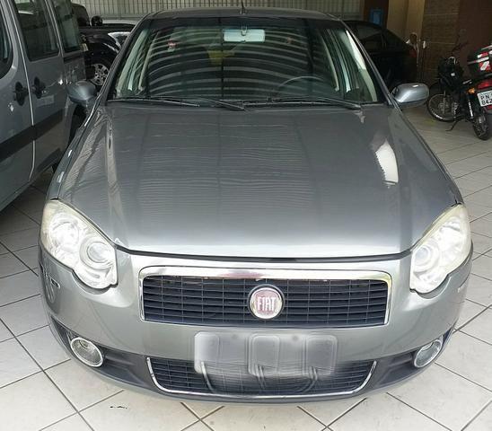 Fiat siena elx 1.4 2008 conservado!!! - Foto 4