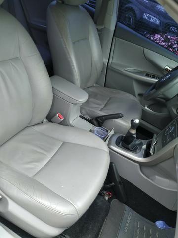 Toyota Corolla XEI 1.8 16v 2009 - Foto 8