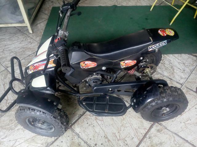 Quadriciclo infantil motorizado - Foto 2