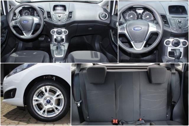 Ford Fiesta SE POWERSHIFT 4P - Foto 7