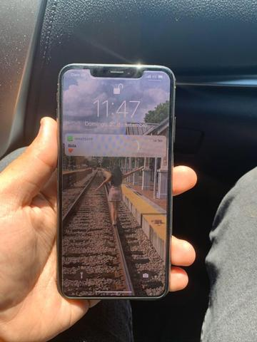 Iphone xs max 64 gb impecável, COMPLETO
