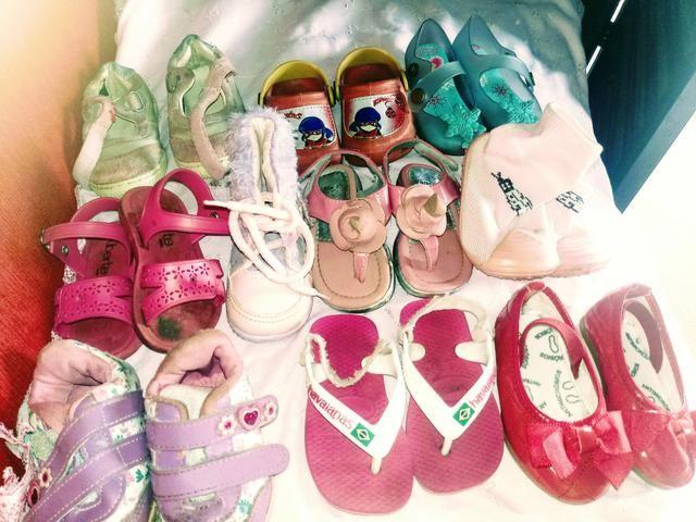 Vendo um lote de sapatos - Foto 6
