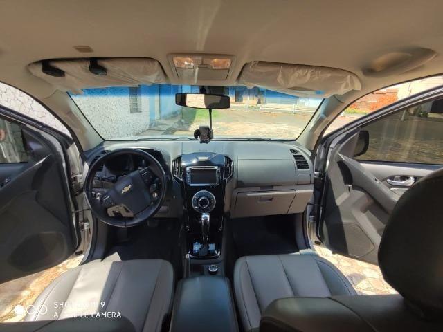 Chevrolet S10 LTZ. Unico dono. Otimo estado de conservação. - Foto 9