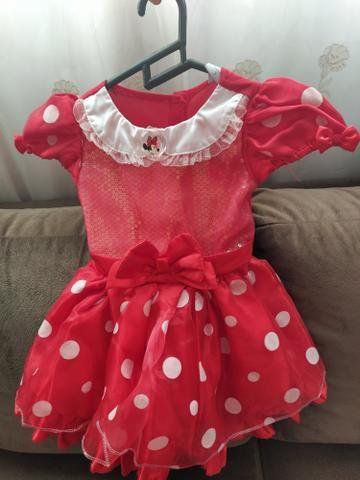 Vestidos de criança (várias peças) - Foto 3
