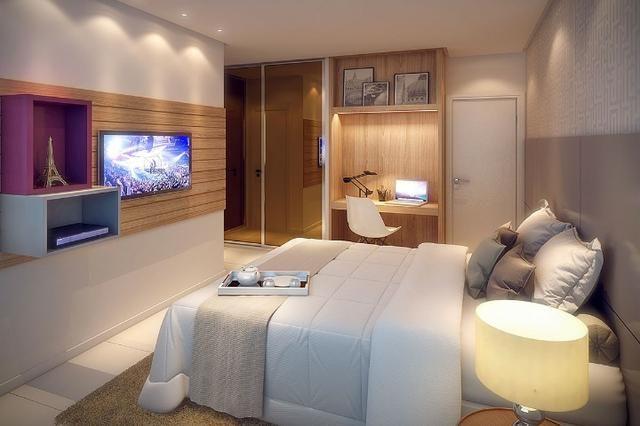 V1037 - Apartamentos de 55, 67 e 75 m² no Benfica - Lançamento  - Foto 4