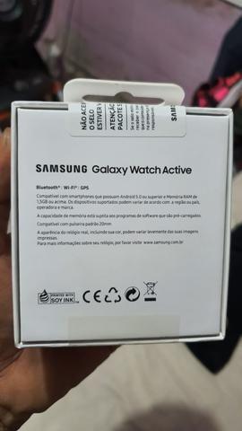 Galaxy Watch Active - Foto 4