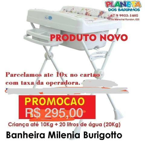 P R O D U T O O F E R T A Banheira Completa - Milenia Burigotto