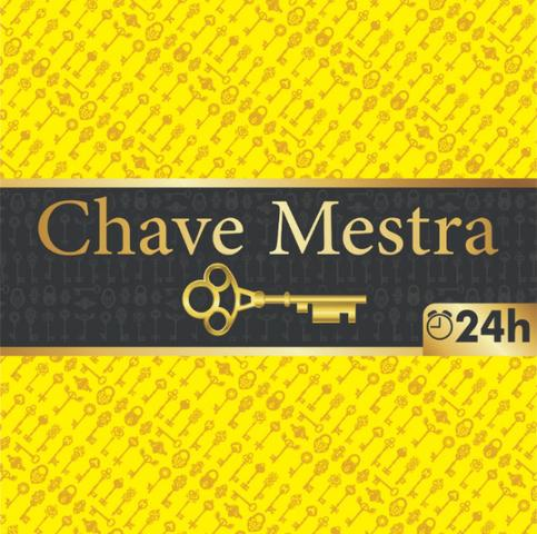 Chaveiro Chave Mestra