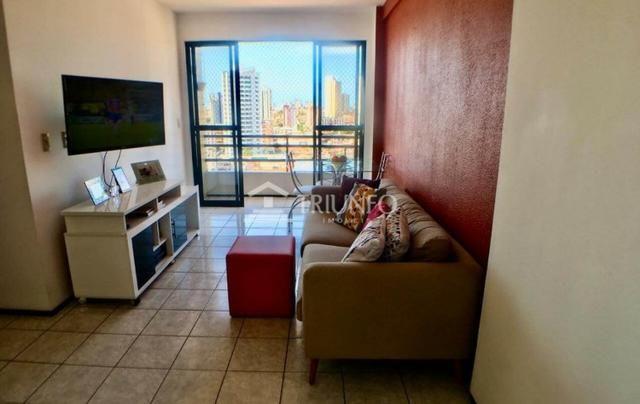 (EXR47670) Apartamento de 87m² no Bairro de Fátima | Ícarus Condominium