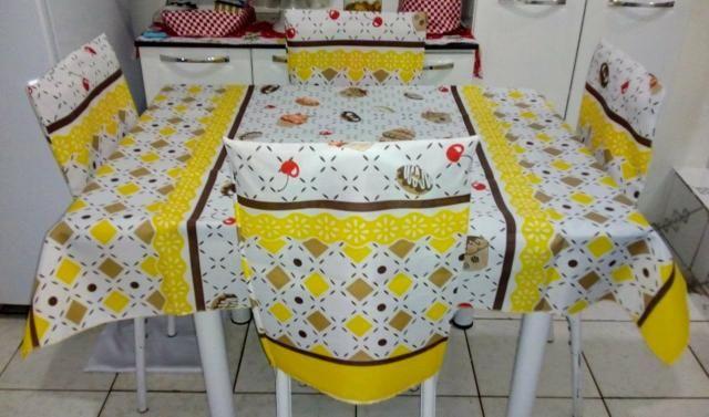 Deixe sua Cozinha mais Bonita com Lindas Capas - Foto 6