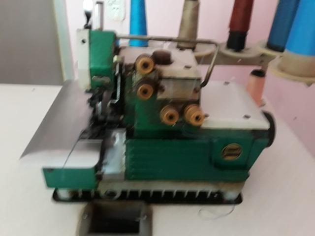 Máquina De Costura Industrial Overlock Iamata