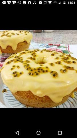 Deliciosos bolos Caseiros, qualquer dúvida * - Foto 5