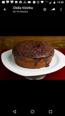 Deliciosos bolos Caseiros, qualquer dúvida * - Foto 2