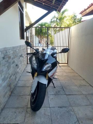 Moto BMW 1000RR muito nova , sem detalhes ! - Foto 3