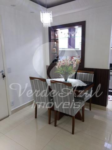 Apartamento à venda com 5 dormitórios em Jardim santa izabel, Hortolândia cod:AP004582 - Foto 4