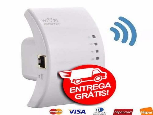 Gratis.a.Entrega-Repetidor Sinal Wifi com Wps - Foto 5