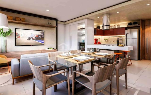(ESN tr36882) Oportunidade Apartemento compacto Meireles J.smart Vicente Leite - Foto 4
