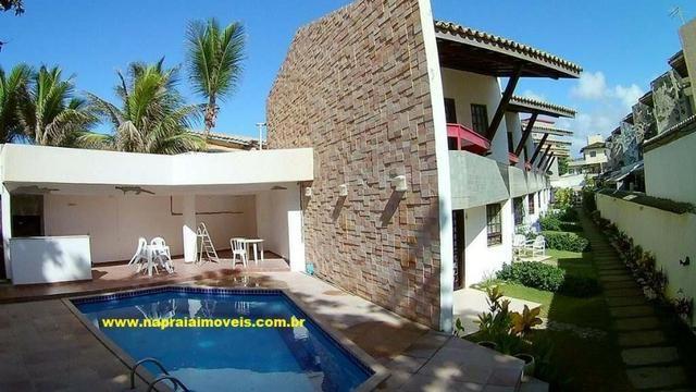 Vendo Village duplex, frente ao Mar, 3 quartos, na Praia do Flamengo, Salvador Bahia - Foto 16