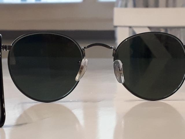 Óculos Ray Ban Round Original Seminovo