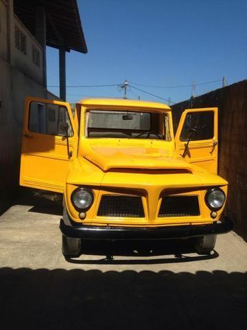 Ford F 75 Amarela - Foto 9