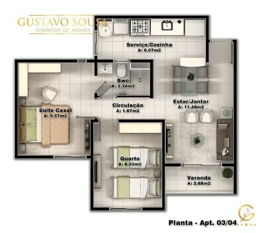 Residencial Tulipas Parangaba - Foto 9