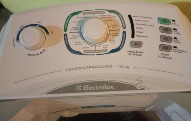 Electrolux 10.KG Semi Nova(1 Ano De Garantia)Entrego - Foto 4