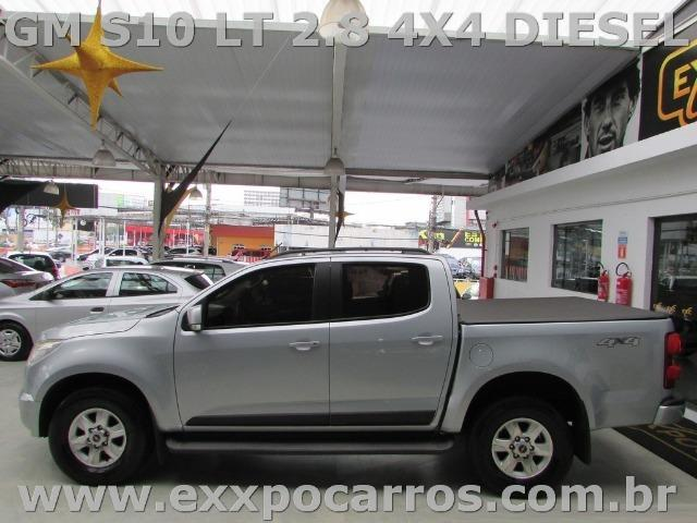 Gm S10 Lt 2.8 4X4 Diesel Automatica - Ano 2013 - Bem Conservada - Foto 6