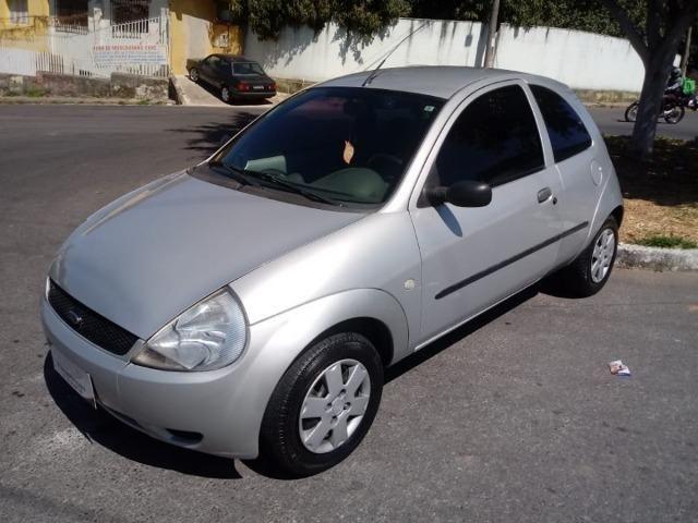 Ka Gl Zetec Rocan 1.0 - 2007 Impecável - 9.900,00 - Financio S/ Entrada
