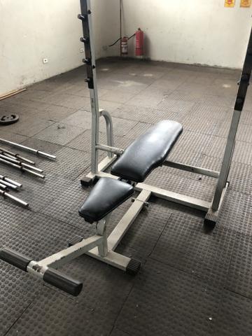 Equipamento de musculação - Foto 3