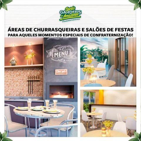 Apartamento Sports Garden da Amazônia - Foto 4