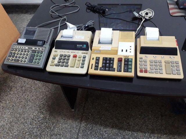 Máquinas de Escrever e Calculadoras  - Foto 6
