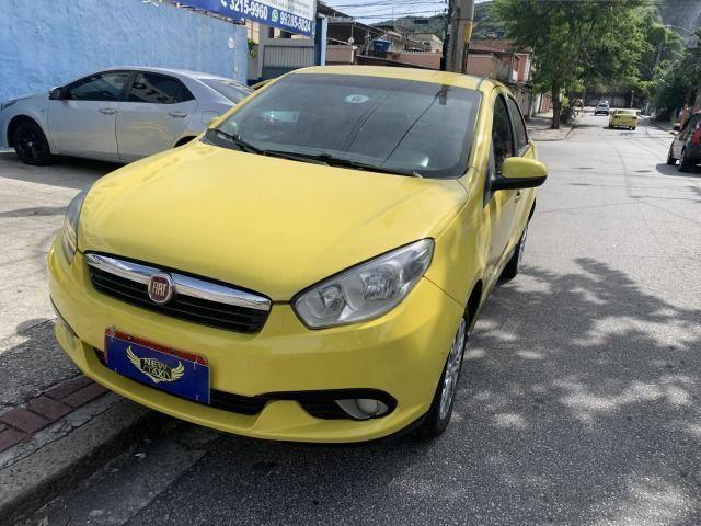 Fiat grand siena tetra 15/15 ex taxi, aprovação imediata, basta ter nome limpo!!!! - Foto 2