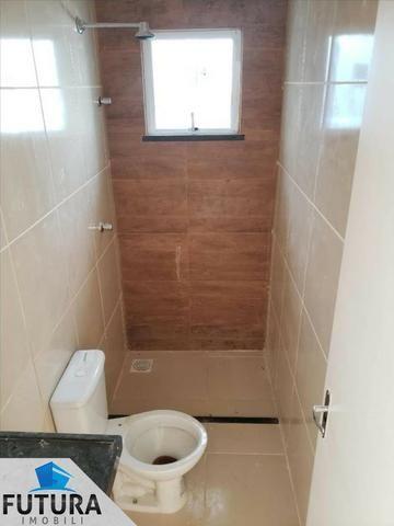 Casa com o melhor preço e entrada, venha conhecer a sua casa nova! - Foto 10