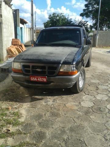Vendo ford ranger diesel 4x4 - Foto 4