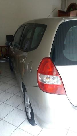 Vendo troco Honda Fit Lx 1.4 2007 - Foto 13