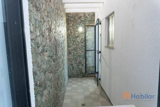 Ótimo prédio para alugar na Av. Desembargador Maynard, comércio ou residencia, 400 m² por  - Foto 18