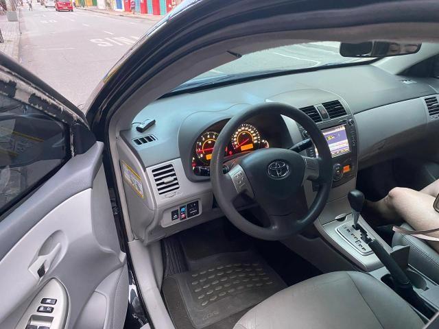 Corolla 2010 blindado R$ 39.900,00 - Foto 6