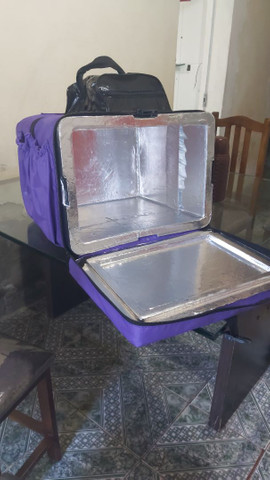 Bag mochila para delivery entregador - Foto 3