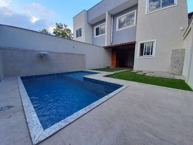 Casa duplex, 03 quartos Suite e Varanda, Piscina - Morada de Laranjeiras - Foto 12