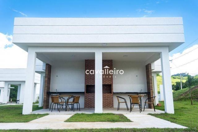 Casa com 2 dormitórios à venda, 99 m² por R$ 285.000,00 - Pindobas - Maricá/RJ - Foto 13