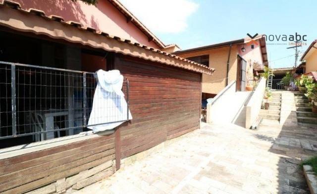 Casa térrea com 4 dormitórios para alugar, 295 m² por R$ 6.000/mês - Parque das Nações - S - Foto 3