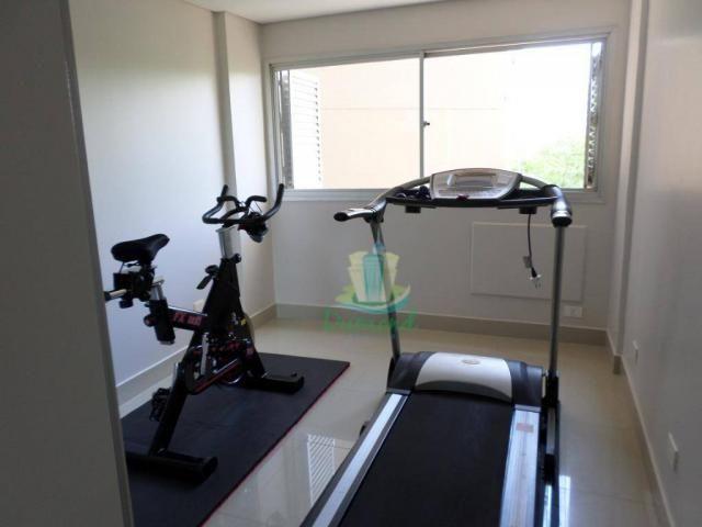 Apartamento com 3 dormitórios à venda, 149 m² por R$ 630.000,00 - Edificio Castelo Real -  - Foto 17