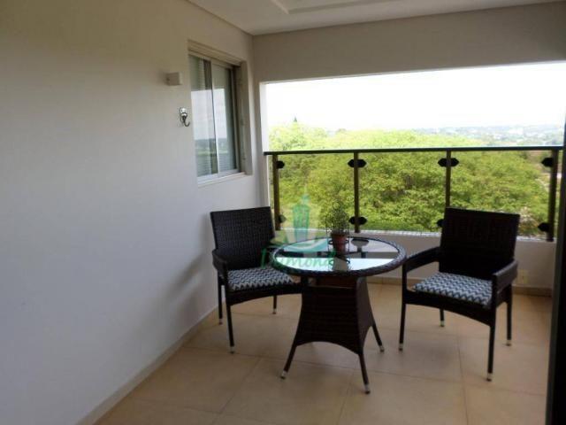 Apartamento com 3 dormitórios à venda, 149 m² por R$ 630.000,00 - Edificio Castelo Real -  - Foto 7